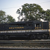 NS1988080011 - Norfolk Southern, Mansas, VA, 8/1988