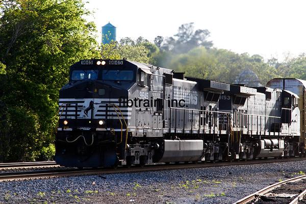 NS2016040731 - Norfolk Southern, Seneca, SC, 4/2016