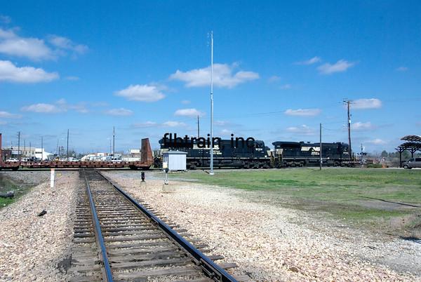 NS2011020006 - Norfolk Southern, Hattiesburg, MS, 2/2011