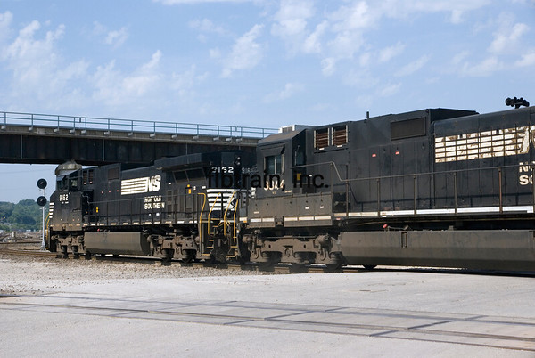 NS2009080507 - Norfolk Southern, Kansas City, MO, 8/2009