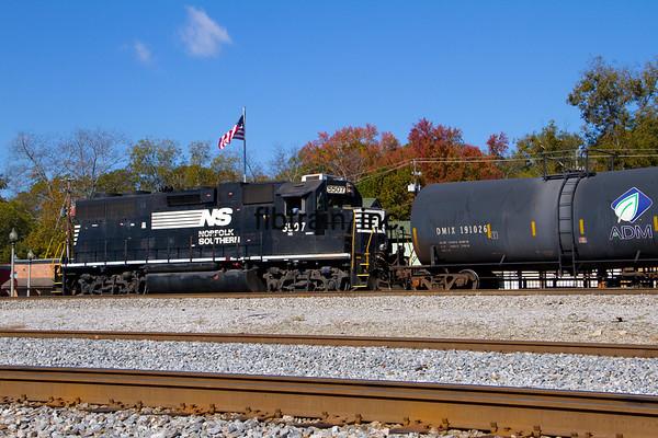 NS2012101082 - Norfolk Southern, Irondale, AL, 10/2012