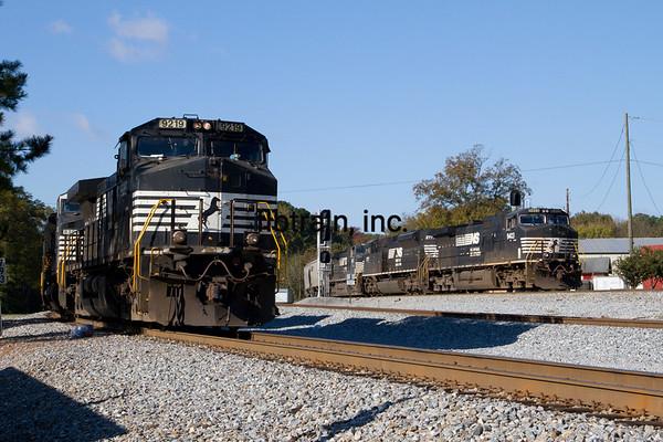 NS2012101000 - Norfolk Southern, Irondale, AL, 10/2012
