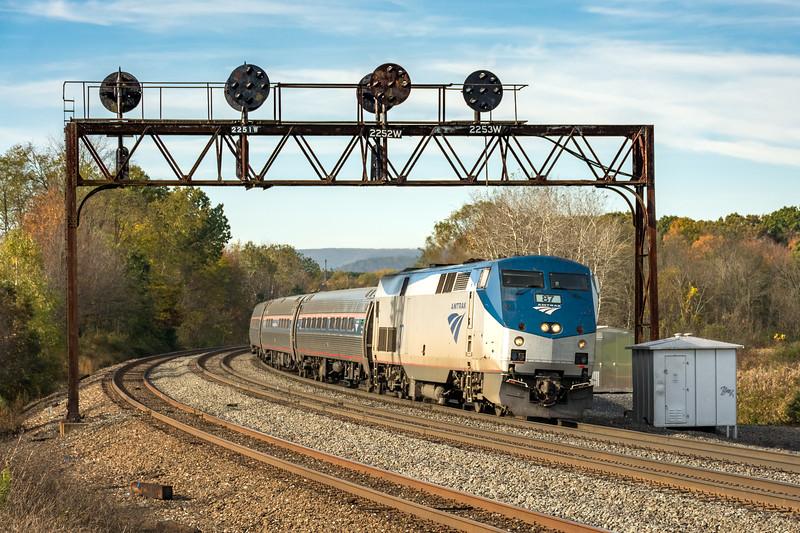 Amtrak Pennsylvanian