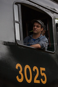 Lerro Productions Valley RR Charter May 2012 3025 Fireman