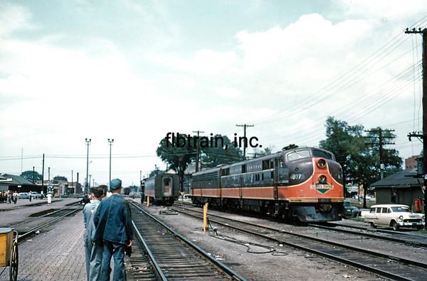 IC1962070015 - Illinois Central, Carbondale, IL, 7/1962
