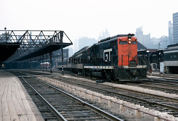 GT1969090116 - Grand Trunk Western, Chicago, IL, 9/1969