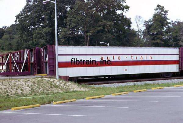 AUTO1973090002 - auto-train, Lorton, VA, 9/1973