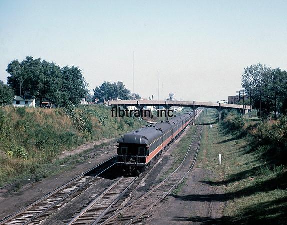 IC1964090005 - Illinois Central, Mattoon, IL, 9/1964