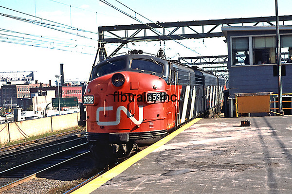 CN1971100110 - Canadian National, Montreal, Canada, 10/1971