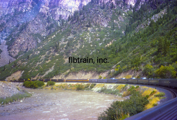DRG1965099823 - Rio Grande, Glenwood Canyon, CO, 9-1965