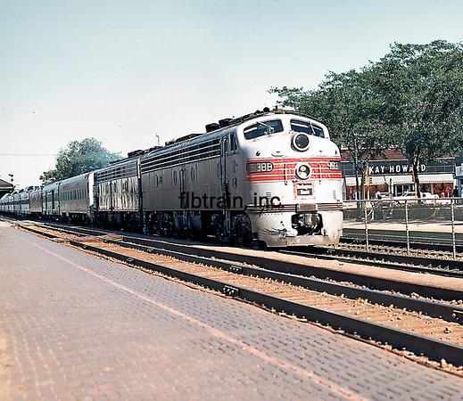 CBQ1969089824 - Burlington Route, LaGrange, IL, 8/1969