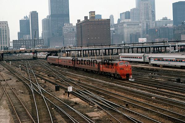 GMO1975030037 - Gulf, Mobile & Ohio, Chicago, IL, 3/1975