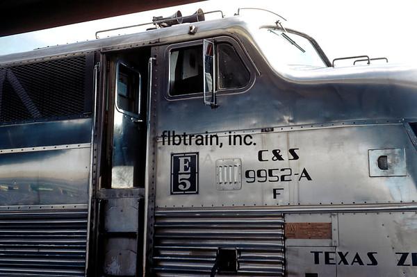 CBQ1964050136 - Burlington Route, Houston, TX, 5/1964