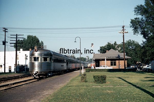 CBQ1959080011 - Burlington Route, Mount Pleasant, IA, 8/1959