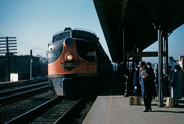 IC1952020001 - Illinois Central, Champaign, IL, 2/1952