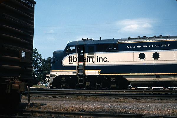 MP1957079701 - Missouri Pacific, Palestine, TX, 7/1957