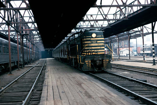 CWI1969090122 - Chicago & Western Indiana, Chicago, IL, 9/1969