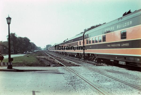 CBQ1947100002 - Burlington Route, Hinsdale, IL, 9/1947