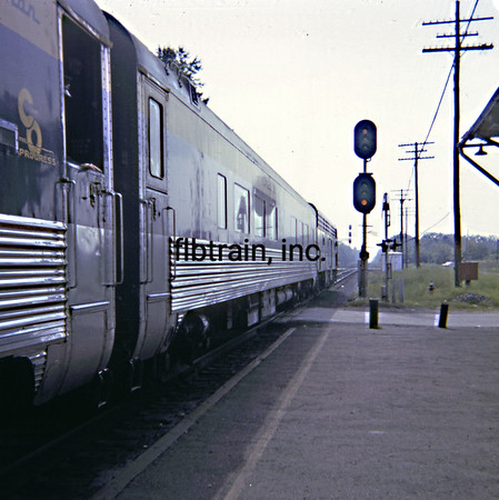 CO1966120002 - Chesapeake & Ohio, Ft. Eustis, VA, 12/1966
