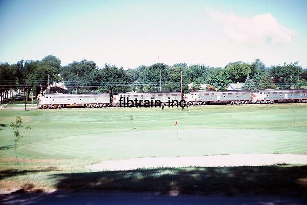 CBQ1968080223 - Burlington Route, LaCrosse, WI, 8/1968