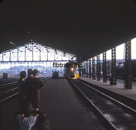 CO1966120001 - Chesapeake & Ohio, Richmond, VA, 12/1966
