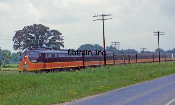 IC1960080001 - Illinois Central, Carbondale, IL, 8/1960