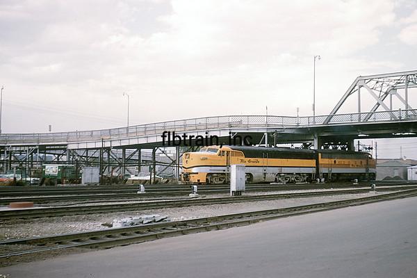 DRG1963099112 - Rio Grande, Denver, CO, 9-1963