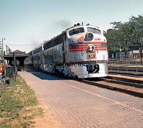 CBQ1969089830 - Burlington Route, LaGrange, IL, 8/1969