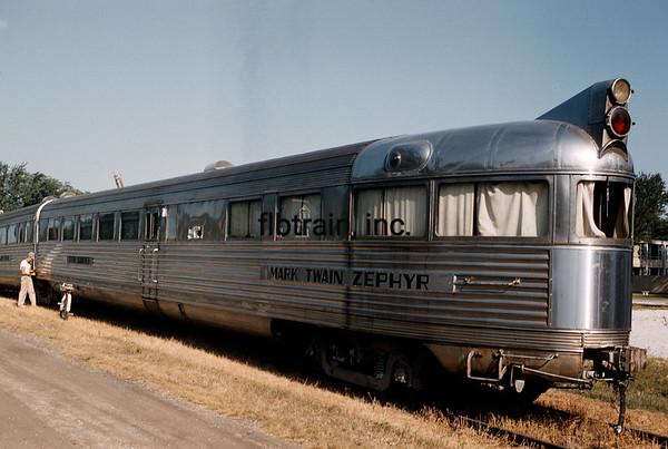 JJB1962090005 - Burlington Route, Mount Pleasant, IA, 9/1962