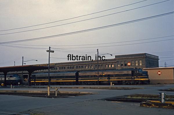 ACL1966099816 - Atlantic Coast Line, Richmond, VA, 9/1966