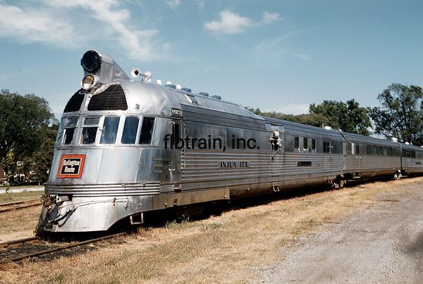 JJB1962090002 - Burlington Route, Mount Pleasant, IA, 9/1962