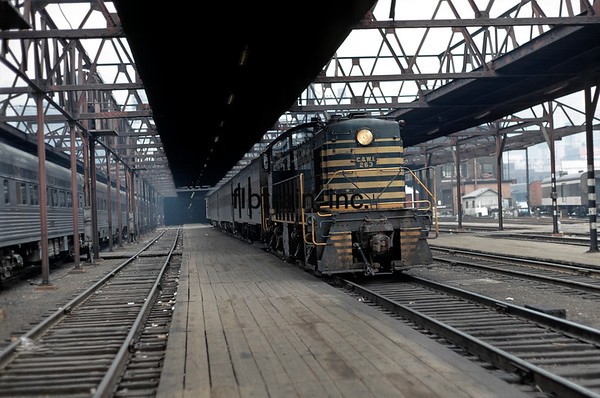 CWI1966030122 - Chicago & Western Indiana, Chicago, IL, 3/1966