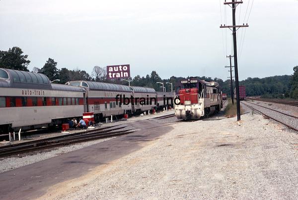 AUTO1973090005 - auto-train, Lorton, VA, 9/1973