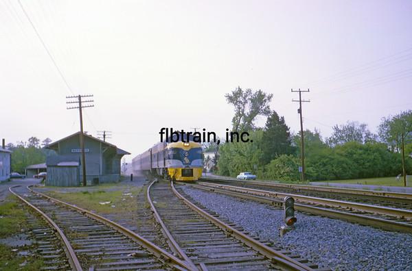 CO1966060004 - Chesapeake & Ohio, Morrison, VA, 6/1966