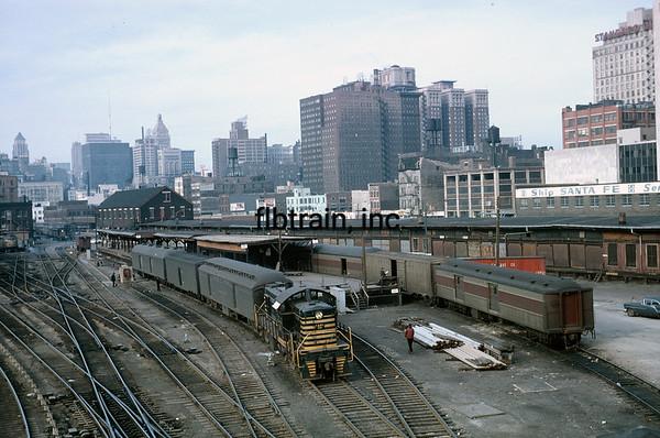 CWI1966030119 - Chesapeake & Western Indiana, Chicago, IL, 3/1966