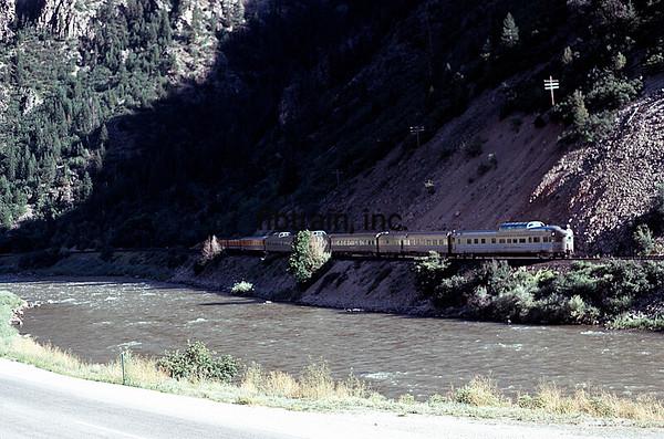 DRG1970071118 - Rio Grande, Glenwood Canyon, CO, 8/1970
