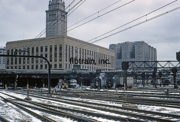 NYC1966030433 - New York Central, Cleveland, OH, 3-1966