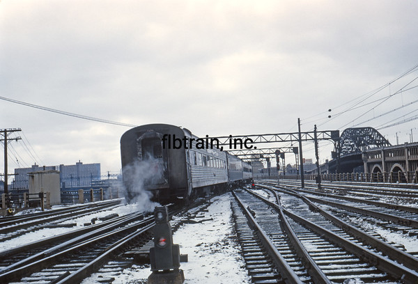 NYC1966030440 - New York Central, Cleveland, OH, 3-1966