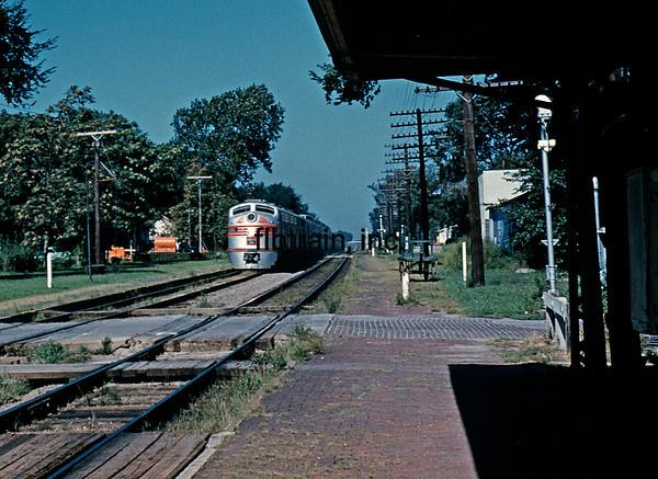 CBQ1959080015 - Burlington Route, Mount Pleasant, IA, 8/1959