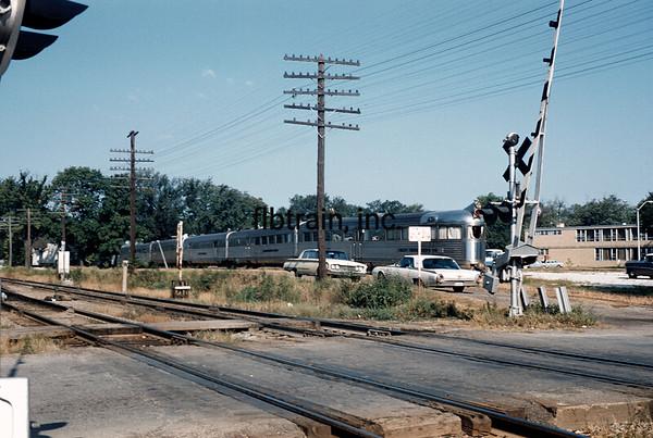 JJB1962090007 - Burlington Route, Mount Pleasant, IA, 9/1962