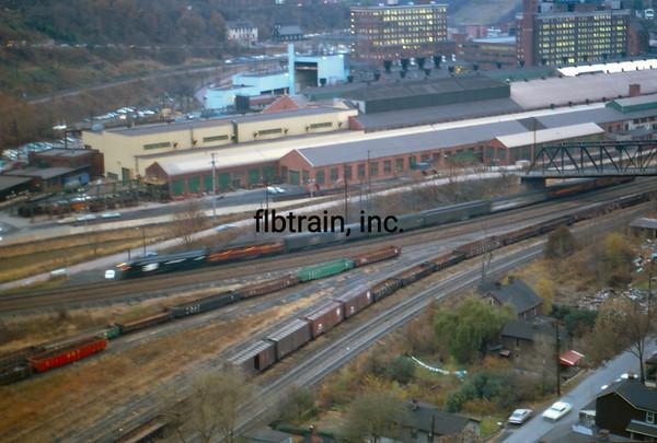 PC1969110011 - Penn Central, Pittsburgh, PA, 11-1969
