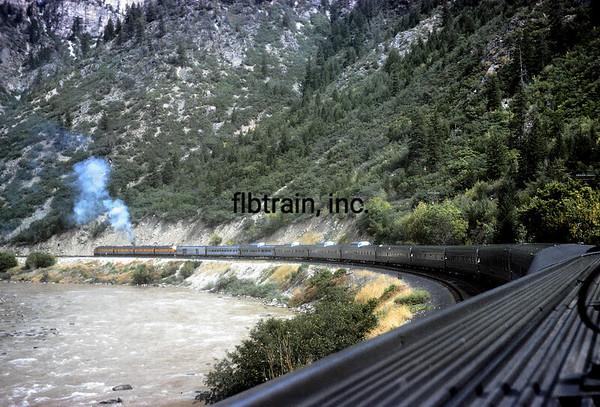 DRG1965099820 - Rio Grande, Glenwood Springs, CO, 9/1965