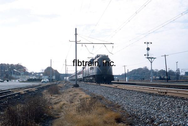 PRR1966120006 - Pennsylvania RR, Washington, DC, 12-1966