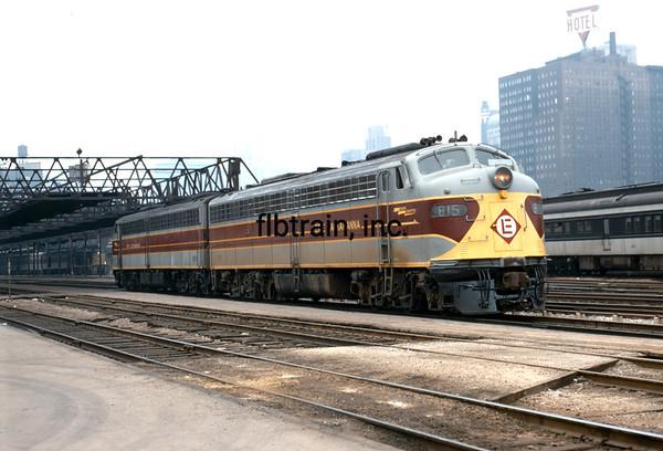 EL1969090122 - Erie Lackawanna, Chicago, IL, 9-1969
