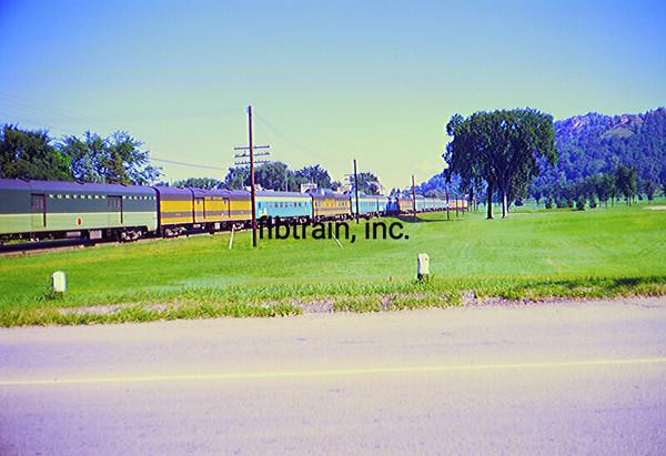 CBQ1968080250 - Burlington Route, LaCrosse, WI, 8/1968