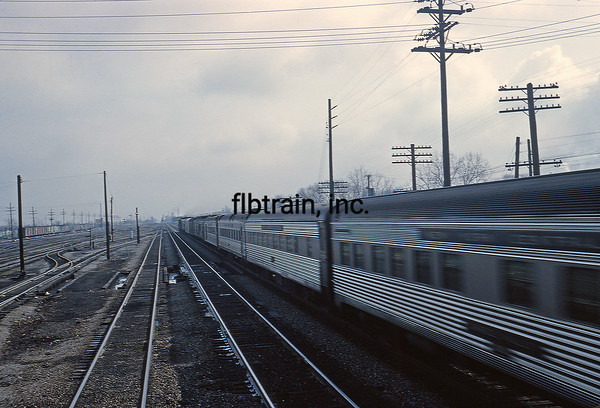 NYC1966049436 - New York Central, Collinwood, OH, 4-1966
