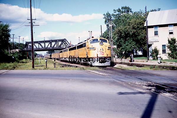 MR1968081000 - Milwaukee Road, LaCrosse, WI, 8/1968