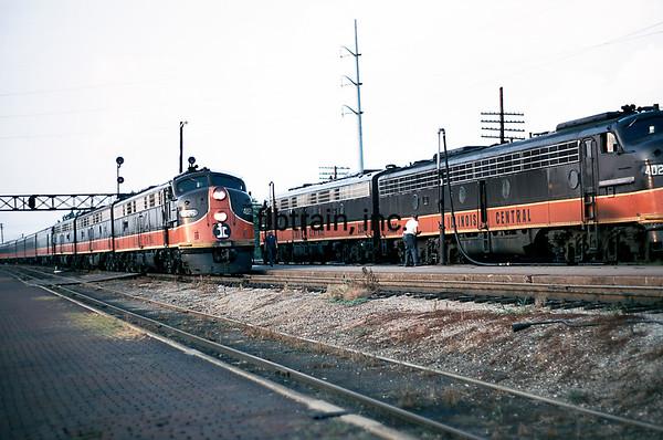 IC1969080123 - Illinois Central, Champaign, IL, 8/1969
