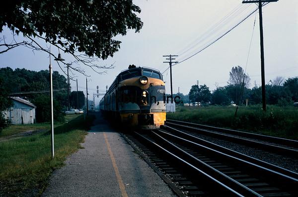 CO1966092016 - Chesapeake & Ohio, Fort Eustis, VA, 9/1966