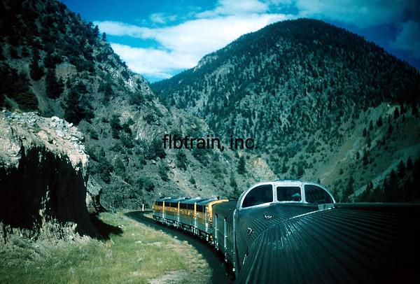 DRG1969070002 - Rio Grande, In The Rockies, CO, 7/1969